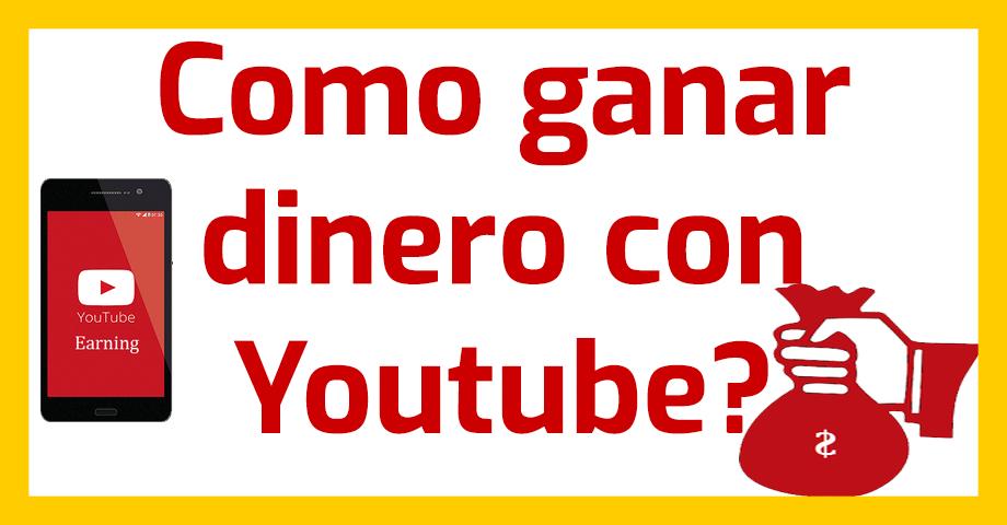 como ganar dinero por youtube desde peru