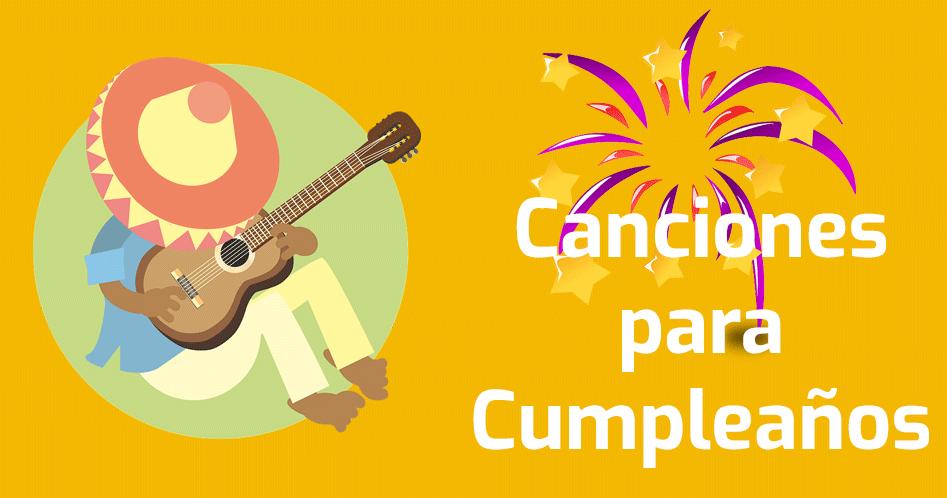 canciones de mariachis para fiestas de cumpleanos