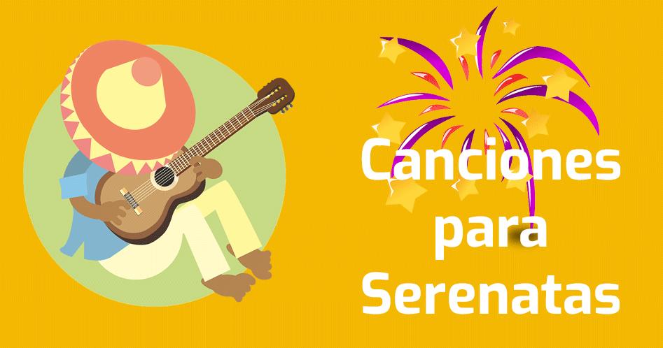 canciones de mariachis para llevar serenatas