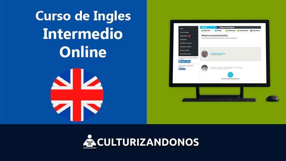 curso de ingles intermedio online