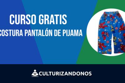 curso online coser pantalon pijama