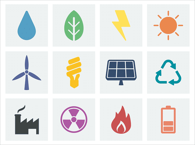 imagenes de todos los tipos de energia
